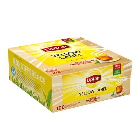 LIPTON Yellow Label tea 100 x 1,8 g -