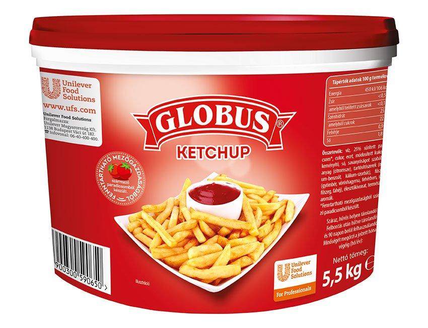 GLOBUS Ketchup 5 kg -