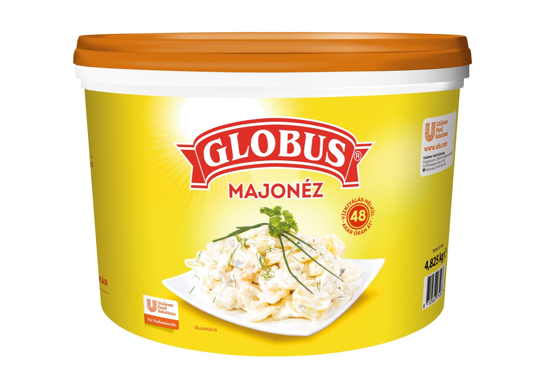 GLOBUS Majonéz 4,825 kg