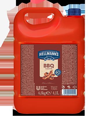 HELLMANN'S Barbecue szósz 4,8 kg