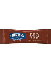 HELLMANN'S mini BBQ szósz – 10 ml