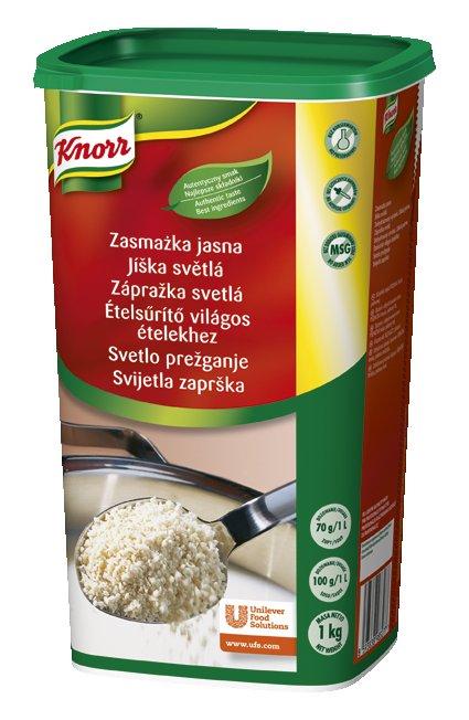 KNORR ételsűrítő - WHITE Roux 1 kg -