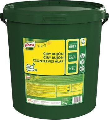 KNORR 1-2-3 Csontleves alap 15 kg -
