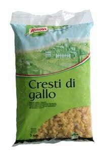 KNORR Collezione Italiana Cresti di Gallo - Tarajos szarvacska 3 kg -