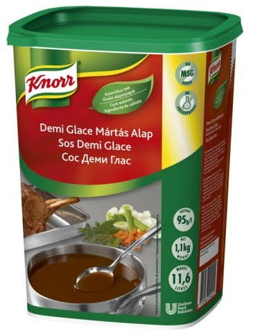 KNORR Demi-glace mártásalap 1,1 kg -