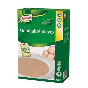 KNORR Gombakrémleves 2 kg -