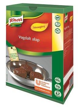 KNORR Vagdalt alap - Sószegény 2kg -