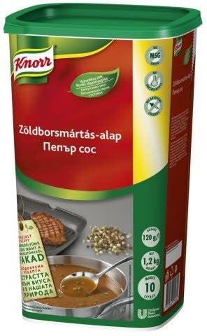 KNORR Zöldborsmártás alap 1,2 kg -