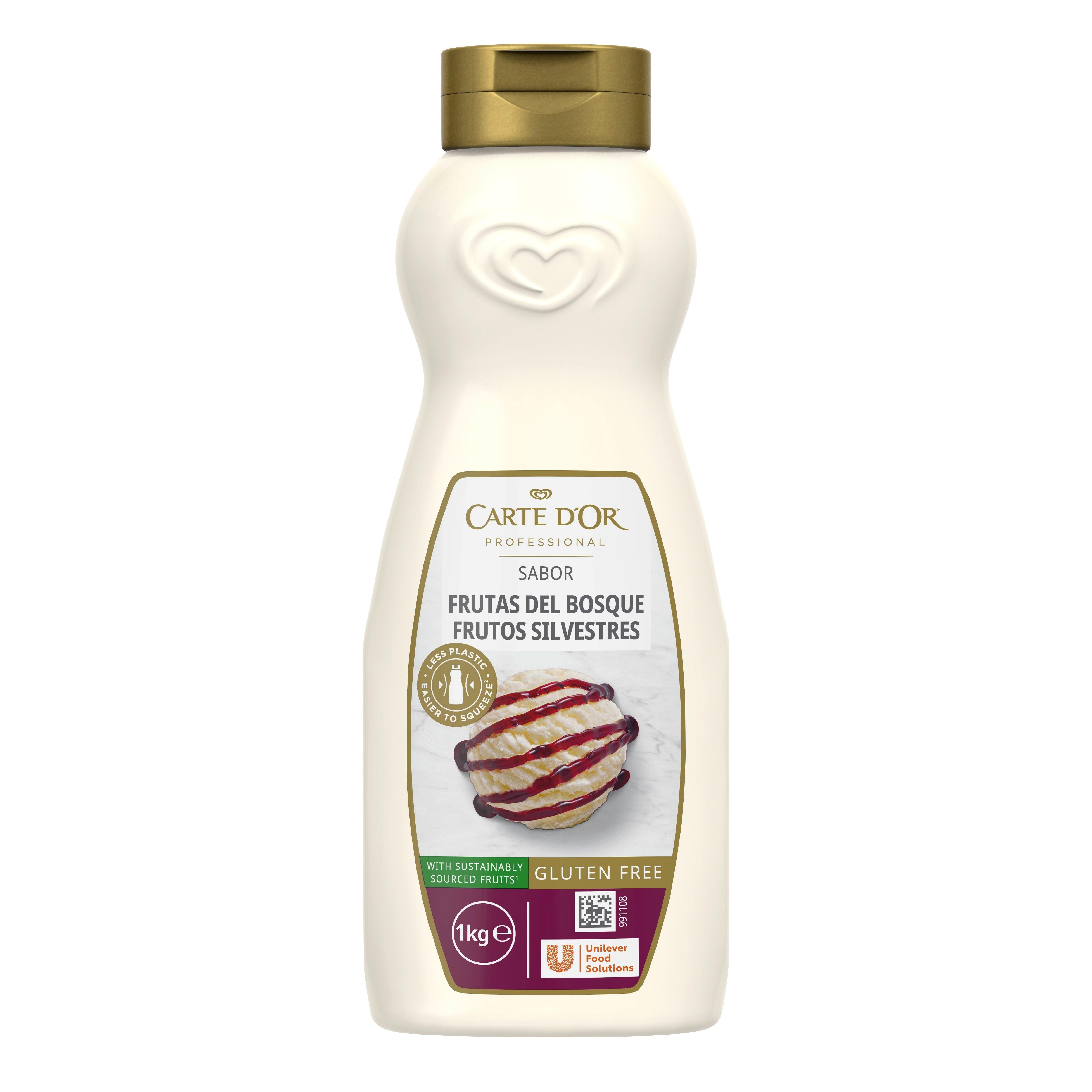 CARTE d'OR Erdei gyümölcs öntet 1 kg - Carte d'Or önteteink sokoldalúan felhasználhatóak. A Kakaós variáns most még kifinomultabb receptúrával kapható.