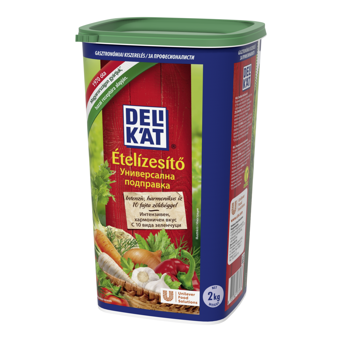 DELIKÁT Ételízesítő 2kg -